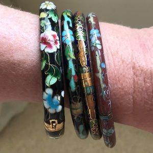 Jewelry - Cloisonné Bracelets